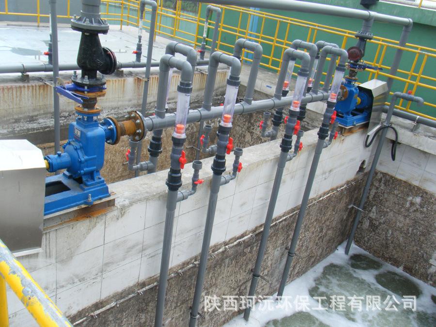 学校污水处理,中水回用设备照片