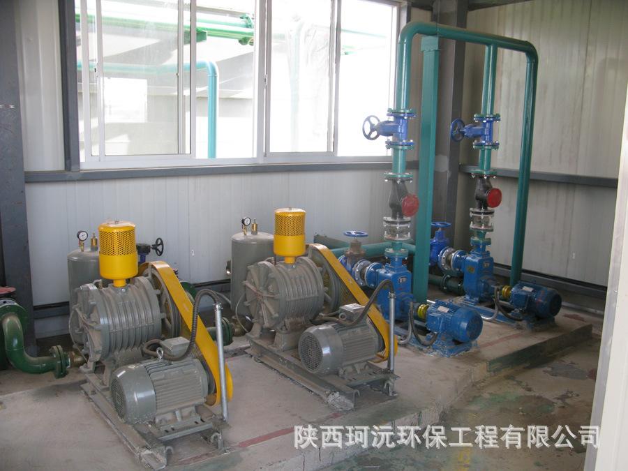 KY-MBR一体化膜生物反应器中水回用工程照片