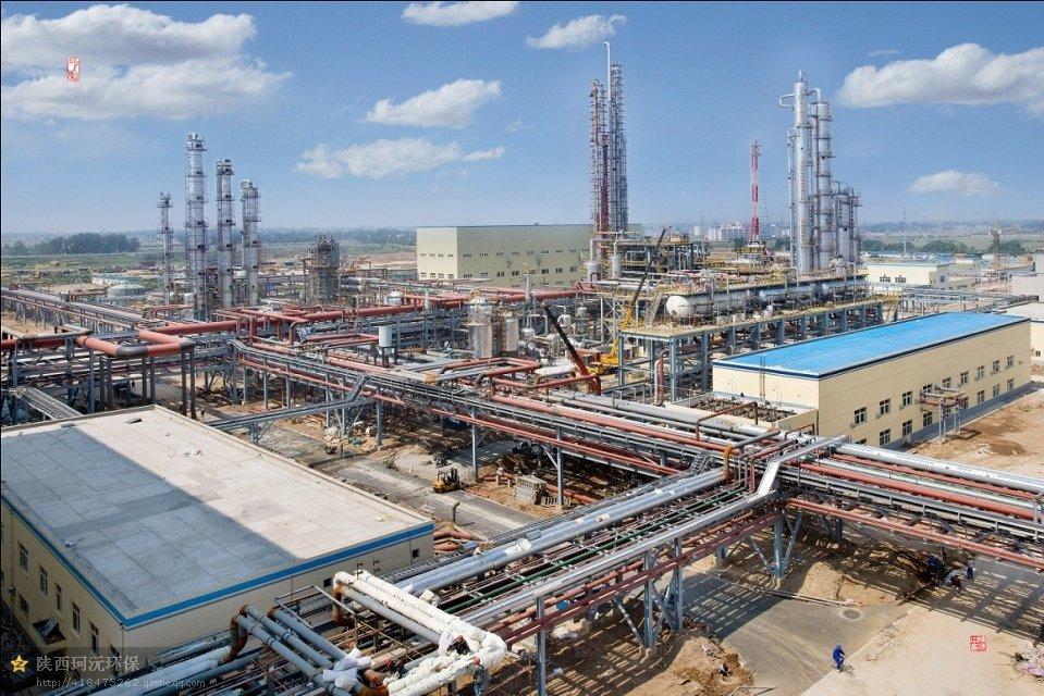 延长石油第一套DMTO装置