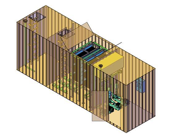 KY-MBR一体化污水处理装置