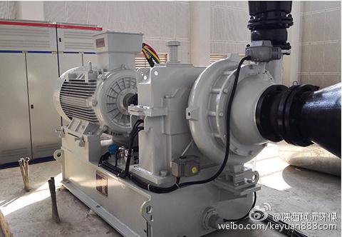 西安污水处理曝气鼓风机维修修理安装公司